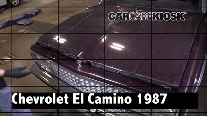 1987 Chevrolet El Camino 5.0L V8 Review