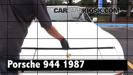 1987 Porsche 944 Turbo 2.5L 4 Cyl. Turbo Review