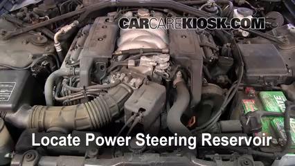 follow these steps to add power steering fluid to a acura legend rh carcarekiosk com 1994 Acura Vigor Interior 1998 Acura Vigor