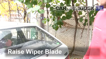 1993 Lada Samara 1300 S 1.3L 4 Cyl. Windshield Wiper Blade (Rear)