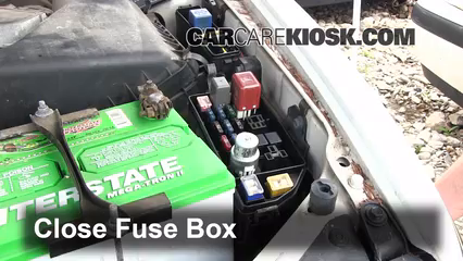 1993 Lexus ES300 3.0L V6%2FFuse Engine Part 2 replace a fuse 1993 1996 lexus es300 1993 lexus es300 3 0l v6 water in fuse box car at fashall.co