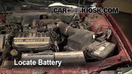 1999 mercury mystique battery