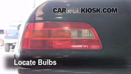 1993 Acura Legend L 3.2L V6 Sedan (4 Door) Lights