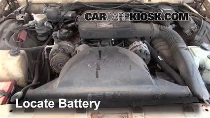 1993 Buick Roadmaster Estate Wagon 5.7L V8 Battery