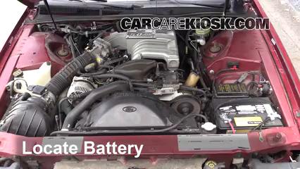 1993 Ford Thunderbird LX 5.0L V8 Batterie