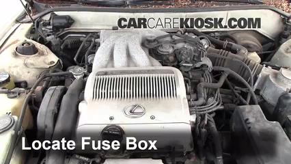 1993 Lexus ES300 3.0L V6 Fusible (motor)