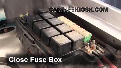 blown fuse check 1991 1995 dodge caravan 1994 dodge 2013 Dodge Caravan Fuse Box Location Fuse 20Engine 20  20Part 202