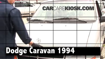 1994 Dodge Caravan 3.0L V6 Review