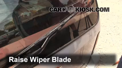 1994 Dodge Caravan 3.0L V6 Windshield Wiper Blade (Rear) Replace Wiper Blade