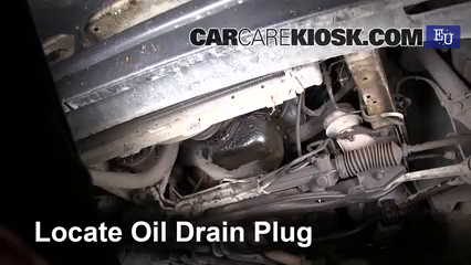 Oil & Filter Change Volvo V90 (1997-1998) - 1997 Volvo V90 2 9L 6 Cyl