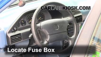 Fuse Interior Part 1 interior fuse box location 1991 1996 ford escort 1993 ford ZX2 1984 at aneh.co