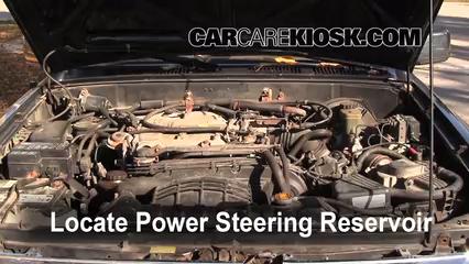 fix power steering leaks toyota 4runner (1990 1995) 1994 toyota 1989 toyota v6 engine diagram fix power steering leaks toyota 4runner (1990 1995)