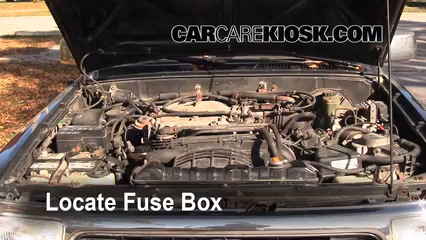 1994 Toyota 4Runner SR5 3.0L V6 Fuse (Engine) Replace