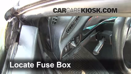 1994 Chevrolet Camaro 3.4L V6 Coupe Fuse (Interior)