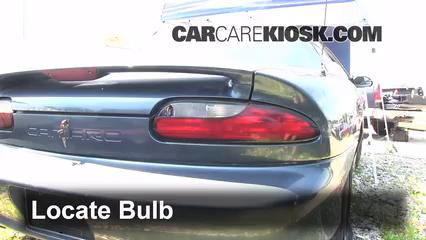 1994 Chevrolet Camaro 3.4L V6 Coupe Lights