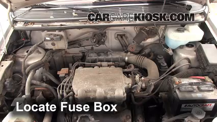 1994 Dodge Caravan 3.0L V6 Fusible (motor) Control