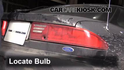 1994 Ford Probe 2.0L 4 Cyl. Lights