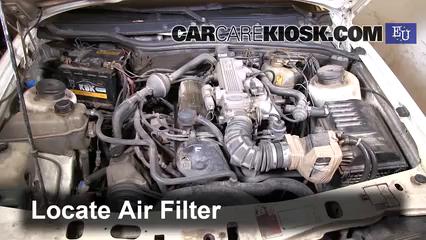 1994 Ford Scorpio GL 2.0L 4 Cyl. Filtre à air (moteur)