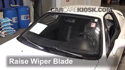 1994 Honda Civic del Sol S 1.5L 4 Cyl. Escobillas de limpiaparabrisas delantero