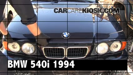 1995 BMW 540i 4.0L V8 Review