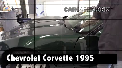 1995 Chevrolet Corvette 5.7L V8 Hatchback Review