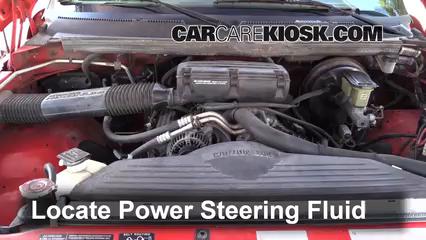 power steering fluid for 2015 dodge ram 1500