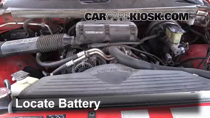 Battery Replacement: 1994-2001 Dodge Ram 1500 - 1995 Dodge ... on