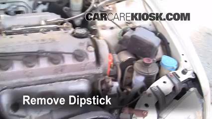 95 honda civic ex coupe engine