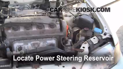 1994 Honda Civic del Sol S 1.5L 4 Cyl. Power Steering Fluid