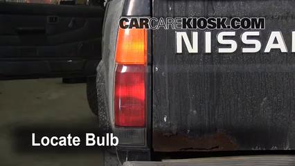 Brake Light Change 1996-2000 Nissan Pathfinder - 1999 Nissan