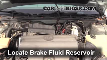 1995 Buick Riviera 3.8L V6 Líquido de frenos