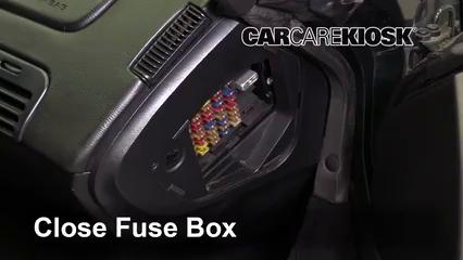 interior fuse box location: 1990-1996 chevrolet corvette - 1995 chevrolet  corvette 5.7l v8 hatchback  carcarekiosk