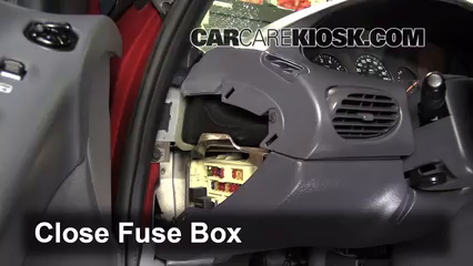 interior fuse box location 1995 2000 dodge stratus 1996 dodge rh carcarekiosk com