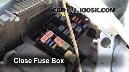 replace a fuse 1995 1999 mitsubishi eclipse 1996 mitsubishi rh carcarekiosk com 2003 Mitsubishi Outlander Fuse Box Diagram 2000 Eclipse Fuse Box Diagram