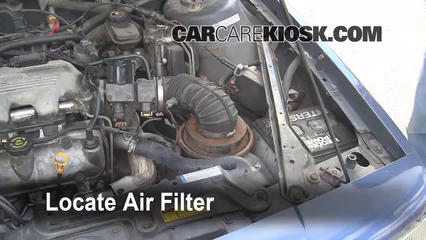 1996 Oldsmobile Cutlass Ciera 3.1L V6 Sedan Air Filter (Engine)
