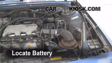 1996 Oldsmobile Cutlass Ciera 3.1L V6 Sedan Battery