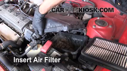 Control de filtro de aire de motor Toyota Corolla 1993-1997 - 1996 ... 0afd363e27
