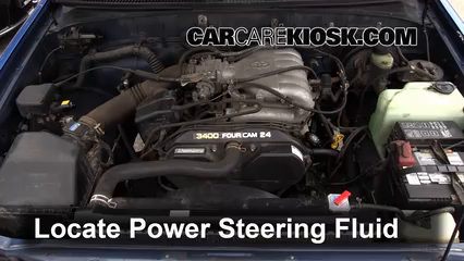 Fix Power Steering Leaks Toyota T100 19931998 1996. Fix Power Steering Leaks Toyota T100 19931998. Toyota. 1996 Toyota T100 Motor Diagram At Scoala.co
