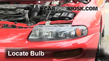 1996 Dodge Avenger ES 2.5L V6 Lights Parking Light (replace bulb)