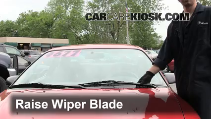 1996 Dodge Avenger ES 2.5L V6 Windshield Wiper Blade (Front) Replace Wiper Blades