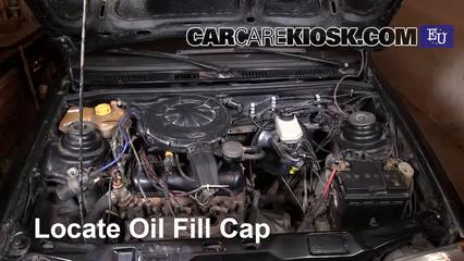 1996 Ford Fiesta Magic 1.3L 4 Cyl. Aceite