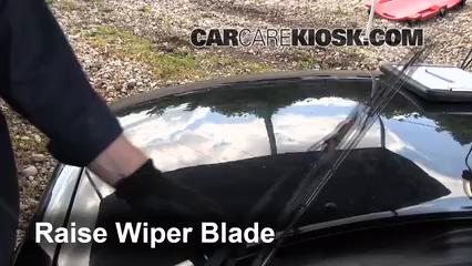 1996 Saab 900 SE Turbo 2.0L 4 Cyl. Turbo Convertible (2 Door) Windshield Wiper Blade (Front)