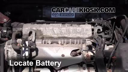 1996 Toyota Camry LE 2.2L 4 Cyl. Sedan (4 Door) Battery