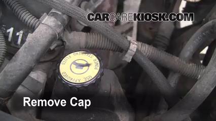 Power steering fluid leak 2004 dodge ram 1500 | SOLVED: 2004