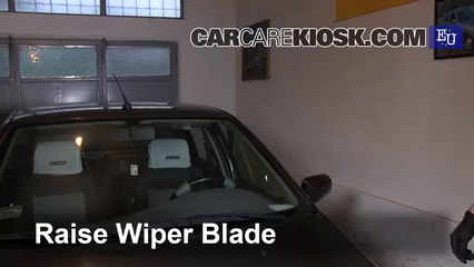 1997 Fiat Punto SX 1.1L 4 Cyl. Windshield Wiper Blade (Front)