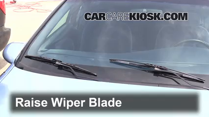 1997 ford thunderbird lx 4 6l v8 windshield wiper blade (front) replace  wiper blades