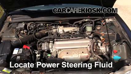 power steering leak fix 1990 1993 honda accord 1992 honda accord