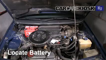 1997 Skoda Felicia LXi 1.3L 4 Cyl. Battery