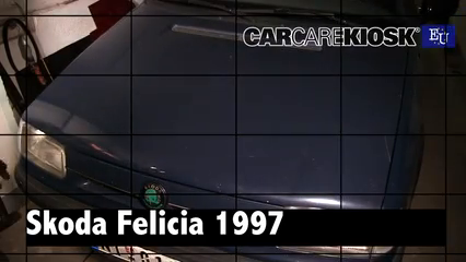 1997 Skoda Felicia LXi 1.3L 4 Cyl. Review