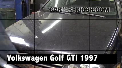 1997 Volkswagen Golf GTI 2.0L 4 Cyl. Review